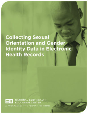 Brief: Collecting SOGI Data in Electronic Health Records