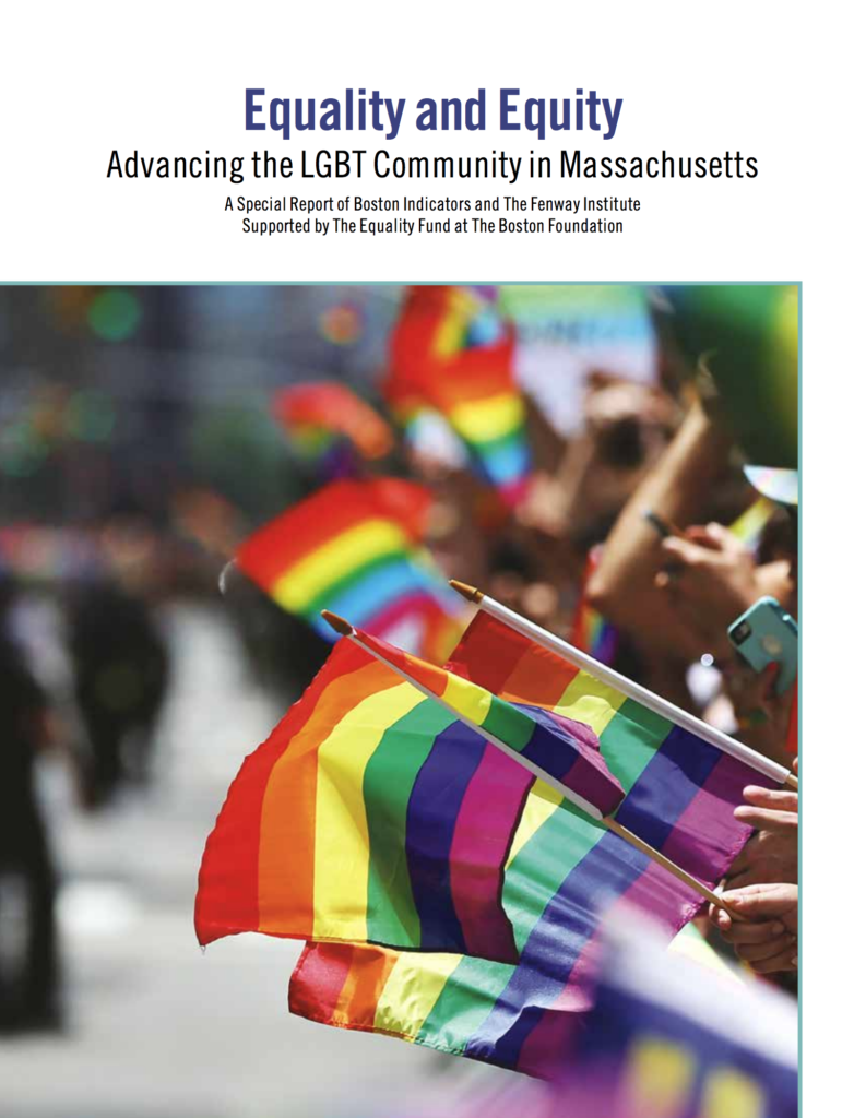Equality and Equity: Advancing the LGBT Community in Massachusetts