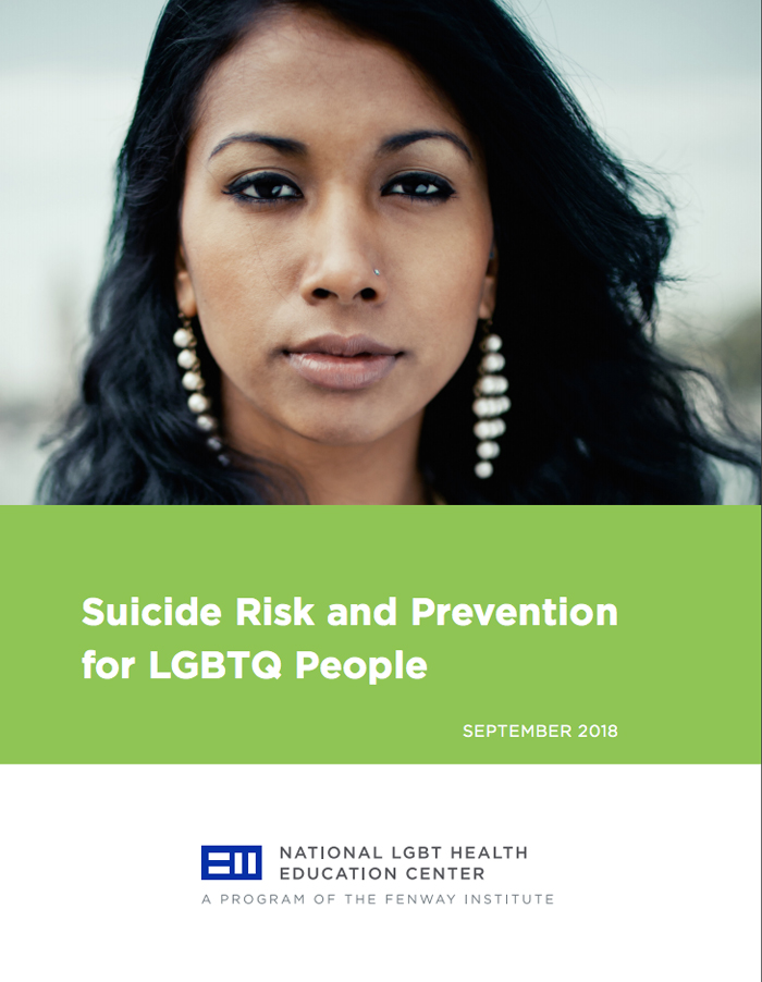 Suicide Risk and Prevention Brief cover