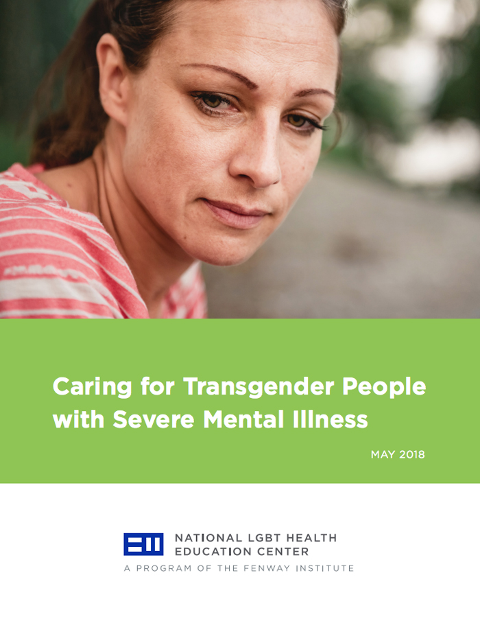 Mental Illness and Trans Folks Brief cover