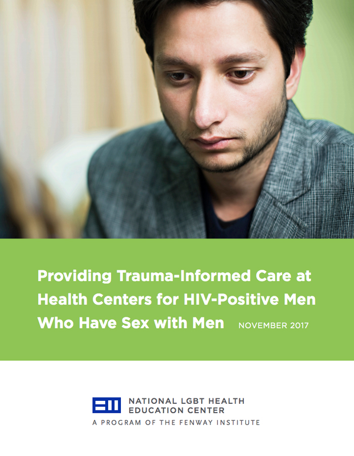 Trauma Informed Care Brief cover