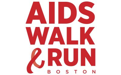 AIDS Walk & Run Boston Logo